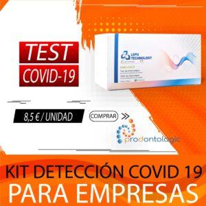 TEST COVID 19 PARA EMPRESAS