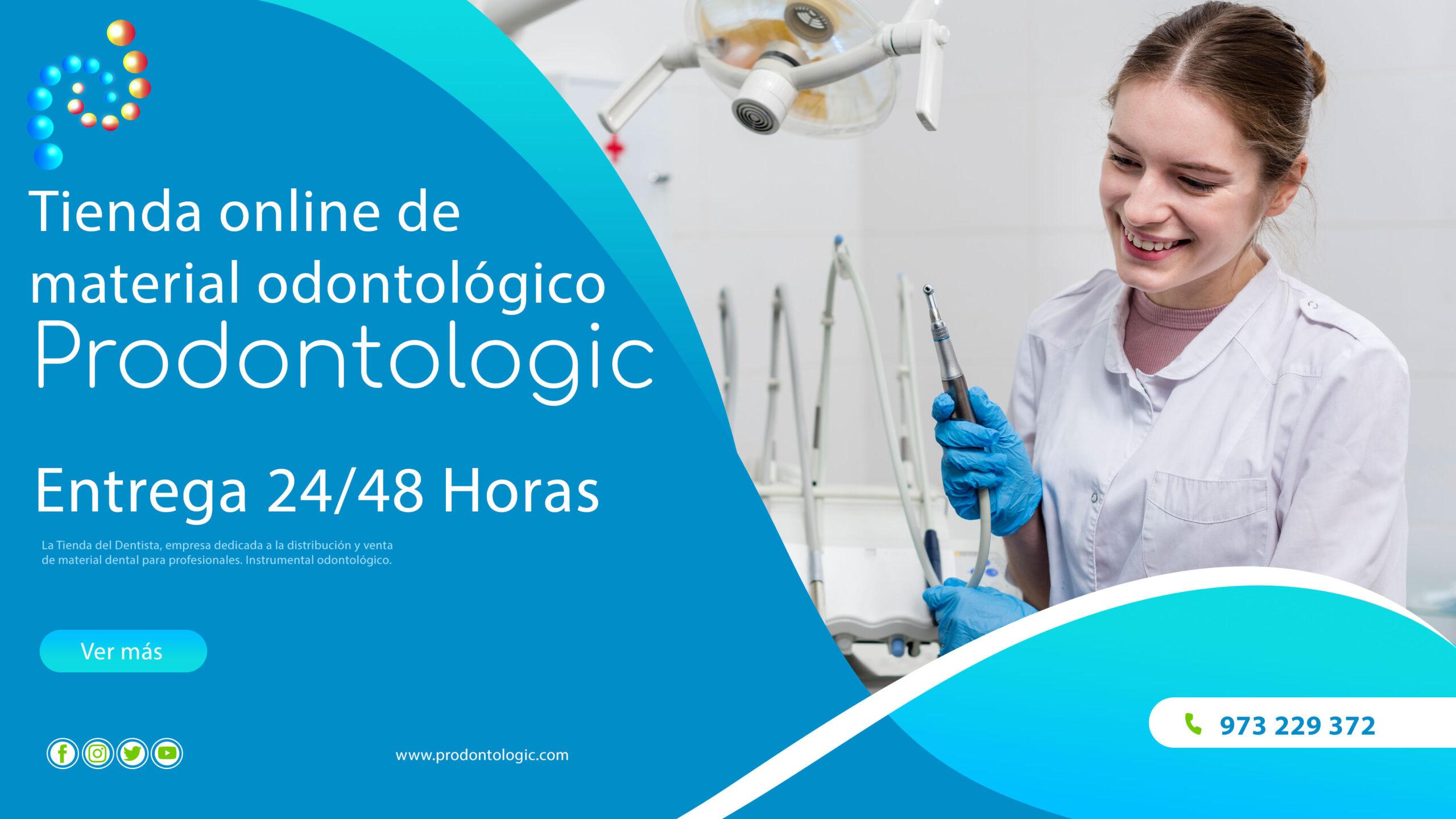 TIENDA DE MATERIAL ODONTOLOGIA
