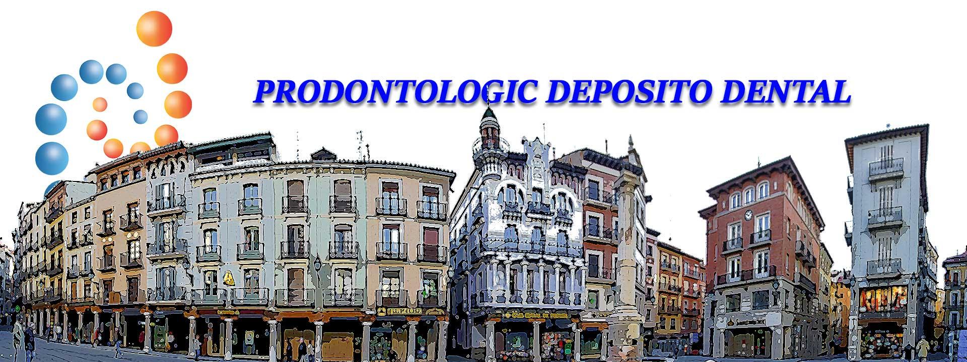 Deposito dental Teruel Aragón