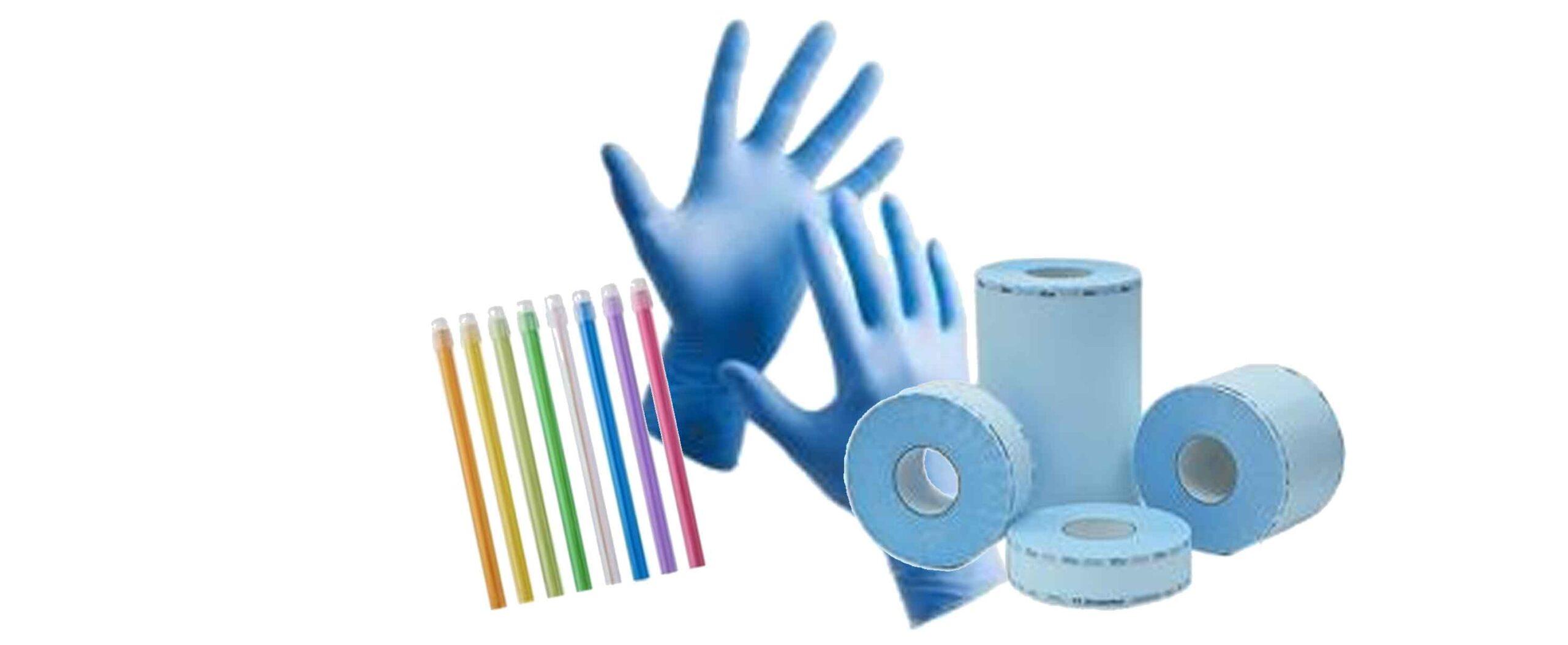 Material desechable odontología distribuidor clínico