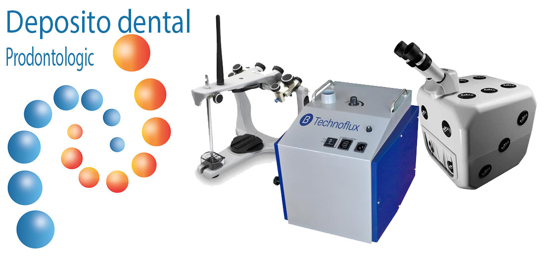 Instrumental para laboratorio dental Prodontologic